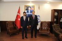 KAMU DENETÇİLİĞİ - ADÜ, Kamu Başdenetçisi Şeref Malkoç'u Ağırladı