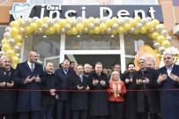 SÜLEYMAN ELBAN - Ağrı'da Özel İncident Ağız Ve Diş Sağlığı Merkezi Açıldı