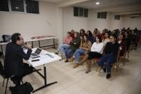 NENE HATUN - Bayraklı'da Gençler Yazarlarla Buluşuyor