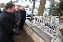 Belediye Başkanı Rasim Arı'dan Necdet Ersan'ın Kabrine Ziyaret