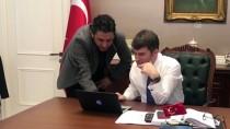 Beşiktaş Kaymakamı Önder, AA'nın 'Yılın Fotoğrafları' Oylamasına Katıldı