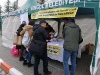 Bingöl'de 'Çorbaya Kal, Büte Kalma' Etkinliği