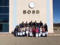 Bingöl'de Öğrenciler, OSB'yi Gezdi