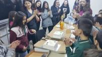 Burhaniye'de Liseli Gençler Anlamlı Bir Projeye İmza Attı