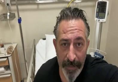 Cem Yılmaz hastaneye kaldırıldı!