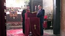 SÜRYANI - Diyarbakır'daki Tarihi Meryem Ana Kilisesi'nde Noel Kutlaması Yapıldı