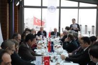 İZMIR TICARET ODASı - EGİAD Danışma Kurulunda Stratejik Plan Masaya Yatırıldı