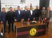 BOLUSPOR - Eses'in Yeni Teknik Patronu Mustafa Özer İddialı Konuştu