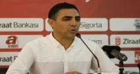 FUAT ÇAPA - Eskişehirspor'un Yeni Teknik Direktörü Mustafa Özer Oldu