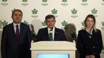 AHMET DAVUTOĞLU - Gelecek Partisi Genel Başkanı Davutoğlu Açıklaması 'Libya İle Yapılan Anlaşma Doğrudur'