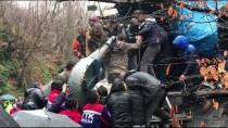 İŞ KAZASI - GÜNCELLEME 3 - Zonguldak'ta Ruhsatsız Maden Ocağında Patlama Açıklaması 2 Ölü, 1 Yaralı