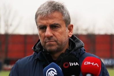 Hamza Hamzaoğlu Açıklaması 'Beşiktaş Maçından İyi Bir Sonuçla Ayrılmak İstiyoruz'