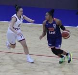 SAYıLAR - Kadınlar Basketbol Süper Ligi Açıklaması Elazığ İl Özel İdare Açıklaması 79 - Çukurova Basketbol Açıklaması 85