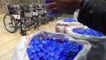 Kahramanmaraş'ta Öğrencilerin Topladığı Mavi Kapaklarla Engellilerin Yüzü Güldü