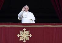 VENEZUELA - Katolik Dünyasının Ruhani Lideri Francis'den Barış Çağrısı