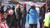 DÜNYA KUPASı - Kayaklı Koşu Uluslararası FIS Yarışları