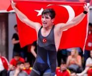 TAHA AKGÜL - Kayseri Şekerspor Kulübü Güreş Şampiyonasında Takım Halinde Türkiye Üçüncüsü Oldu