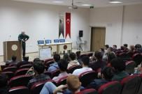 Kemer Denizcilik Fakültesi'nde Türkiye Limanları Konuşuldu