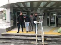 YONCALı - Kütahya'da Yakalanan 4 Uyuşturucu Şüphelisinden 2'Si Tutuklandı