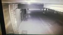 Kuyumcu Dükkanına Çatıdan Girmek İsteyen Hırsız Suçüstü Yakalandı