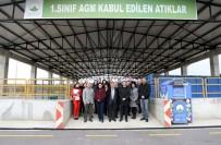 Makedonlar Osmangazi'nin Projelerine Hayran Kaldı