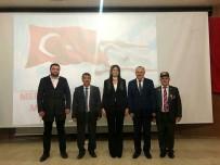 GAZİLER DERNEĞİ - Mut'ta Kıbrıs Gazilerine 'Milli Mücadele Madalyası Ve Beratı' Verildi