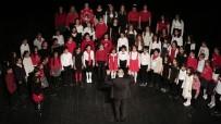 ÇOCUK KOROSU - Nilüfer Çocuk Korosu'ndan Yeni Yıl Konseri