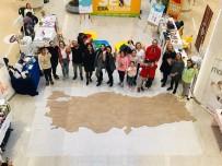 PUZZLE - Özel Çocuklar İçin Türkiye Haritası Oluşturdular