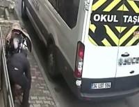 (Özel) Eyüpsultan'da Motosiklet Hırsızının Pes Dedirten Rahatlığı Kamerada