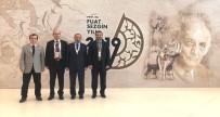 Ulaştırma ve Altyapı Bakanı - Rektör Çufalı, İstanbul'da 2019 Fuat Sezgin Yılı Kapanış Törenine Katıldı