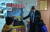 Şehit Pilot Teğmen Serkan Sağır İlkokulu'nda Manav Bölümü Oluşturuldu