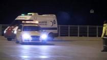 SÜLEYMAN ELBAN - Şehit Polis Elber'in Naaşı Memleketine Uğurlandı