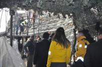 ENERJİ VE TABİİ KAYNAKLAR BAKANLIĞI - Şırnak'taki Göçükte Arama Kurtarma Çalışmaları Devam Ediyor
