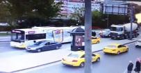 Şişli'de İki Kardeşin Feci Şekilde Can Verdiği Kaza Kamerada