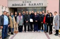 İLÇE KONGRESİ - Söke CHP'de Yeni Yönetim Mazbatasını Aldı