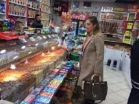 KURUYEMİŞ - Tarsus'ta Yılbaşı Öncesi Denetim