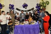 Vali Akbıyık, Şehit Torununun Doğum Gününe Katıldı