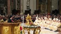 VATIKAN - Vatikan'da Geleneksel Noel Ayini Yapıldı