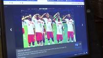 AVRUPA FUTBOL ŞAMPİYONASI - Yeni Akit Gazetesi Yayın Kurulu Üyesi Murat Alan AA'nın 'Yılın Fotoğrafları'nı Oyladı