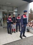 KOCABAŞ - 6 İlde 12 Suçtan Aranan Azılı Hırsızı JASAT Yakaladı