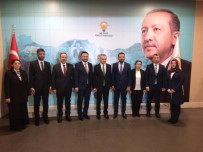 AK Parti Gülşehir İlçe Başkanlığına Çağrı Sönmez Atandı