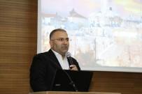 ALKÜ'de İnsanlığın Ortak Mirası Kudüs Konuşuldu