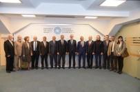 İSTANBUL TICARET ODASı - Altıntaş Zafer Organize Sanayi Bölgesi'nin Tanıtım Faaliyetleri Devam Ediyor