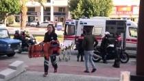 Antalya'da Elektrik Akımına Kapılan Kişi Yaralandı