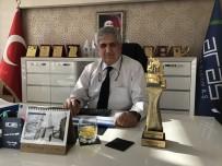 ENERJİ BAKANLIĞI - Aras EDAŞ Genel Müdürü Akbaş'a Bakanlık Başarı Ödülü Verildi