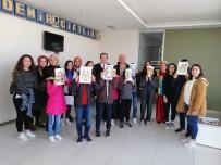 MUSTAFA YıLMAZ - Atçalı Öğrenciler Trenle İlk Seyahatlerine Çıktı