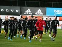 Beşiktaş, Gençlerbirliği Maçının Hazırlıklarını Tamamladı