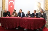 ULAŞıM KOORDINASYON MERKEZI - Beyşehir'in Trafik Ve Ulaşım Sorunları Masaya Yatırıldı