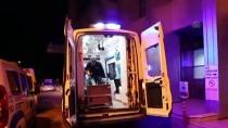 Burdur'da Darp Edilen Taksici Yaralandı