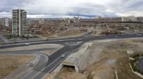 HULUSİ AKAR - Büyükşehir'in Ulaşım Yatırımları Devam Ediyor